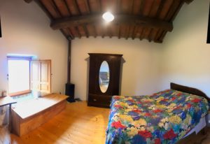 bedroom 2Appartamento Torretta Podere Vallescura