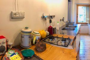 cucinino Appartamento Torretta Podere Vallescura
