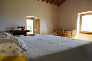 bedroom 3 Appartamento Torretta Podere Vallescura